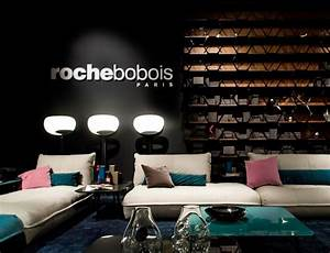 led ceramic floor lamp nonette by roche bobois design With canape cuir roma