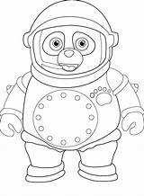 Agent Coloring Pages Secret Oso Special Printable Getcolorings Astronaut Sheets Coloringpages Info sketch template