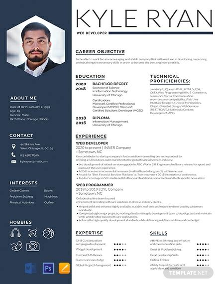 resume templates  ready  samples