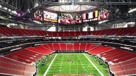 To help get you started, we created an faq to explain all the rules, and help you get the lay of the land. Mercedes-Benz Stadium: Atlanta's New Host With the Most - YouTube