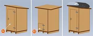 Plan De Toilette Bois : installer des toilettes s ches l 39 ext rieur wc ~ Dailycaller-alerts.com Idées de Décoration