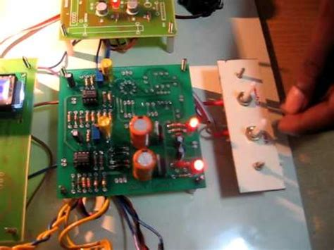 Electrical Mini Projects Eee Youtube