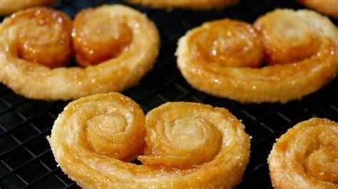 pancakes hervé cuisine recette palmiers feuilletés inratables 3 ingrédients