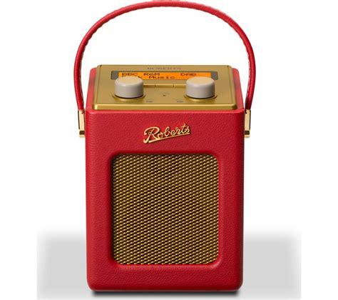 mini dab radio buy revival mini portable dab fm radio gold free delivery currys
