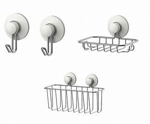 Accessoires Salle De Bain Ikea : ikea immeln series ventouse salle de bains accessoires ~ Dailycaller-alerts.com Idées de Décoration