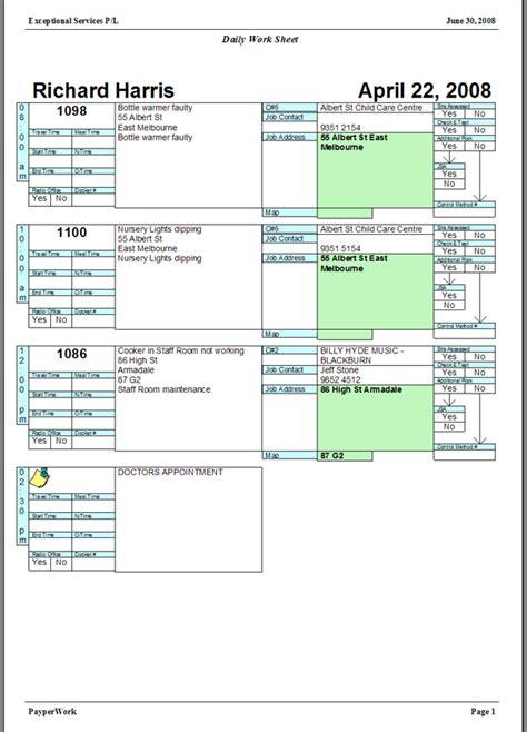 payperwork comprehensive plumbing electrical