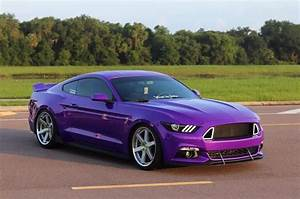 Purple Mustang 2017 | Convertible Cars