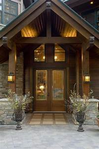 Exterior front entrance design ideas entry rustic with