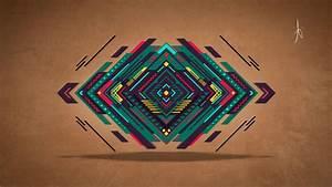 Wallpaper, Drawing, Colorful, Illustration, Digital, Art