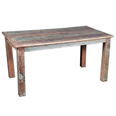 distressed wood kitchen tables rustic reclaimed wood distressed kitchen dining table