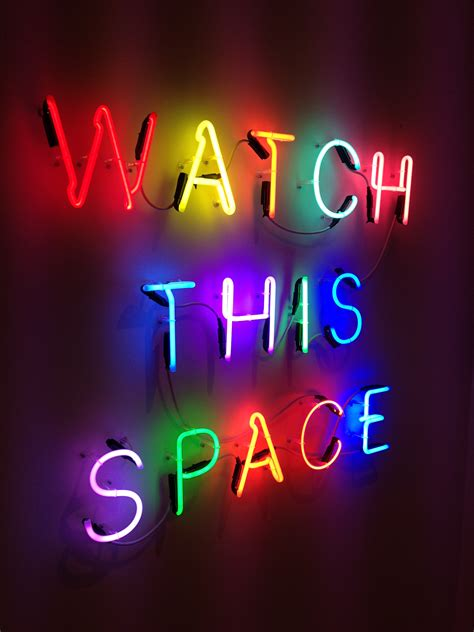 space kemp london bespoke neon signs prop