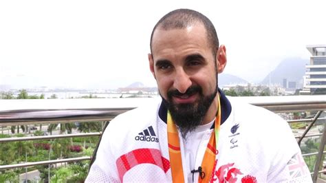 Powerlifter Ali Jawad On Winning Paralympic Silver