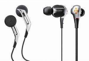 Types Of In Ear Headphones