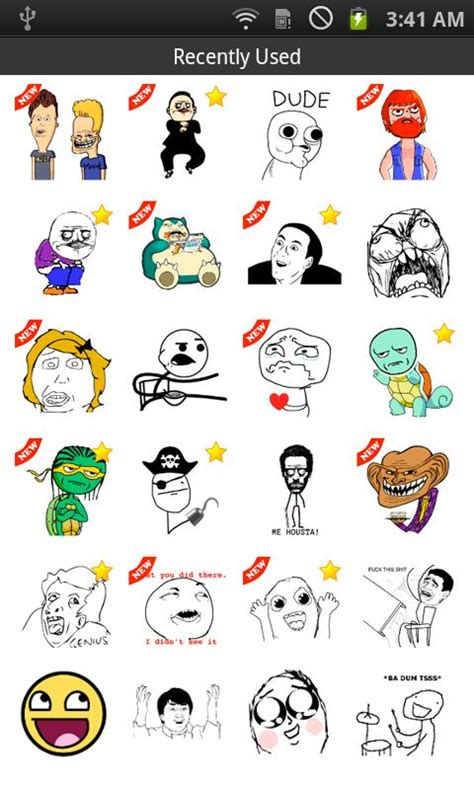Meme Faces In Text Form - top 9 best emoji apps for iphone and android smartphones 2016