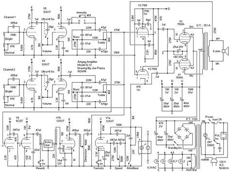 baxandall tone control page  diyaudio