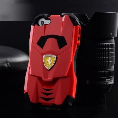 Iphone 5 Case, Ferrari Car Hard Case For Iphone 5