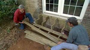 PDF DIY How To Build Wood Exterior Stairs Download how to