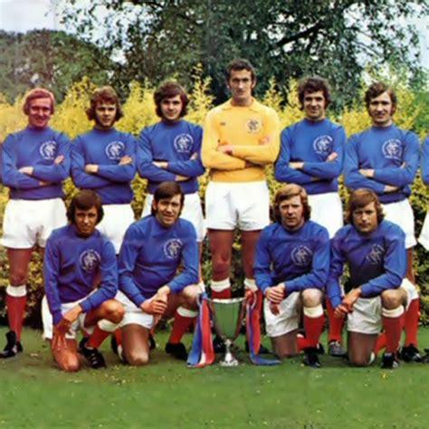 Rangers Glasgow 1971-72 Retro Football Shirt | Retro ...