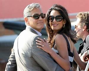 George Clooney e Amal Alamuddin sposi! - PinkRoma