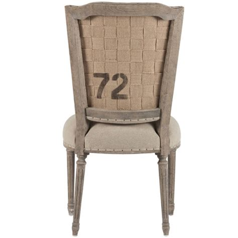 ethan upholstered dining chair escape