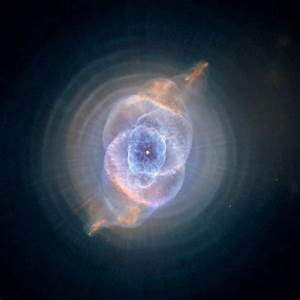 Eye of GOD, NASA pictures and a story.