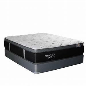 kios euro boxtop pillow top mattress set the furniture With discount pillow top mattress sets