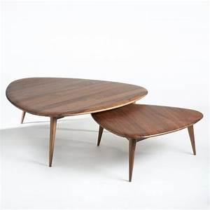 Table Basse Vintage Grand Modele Trocadero