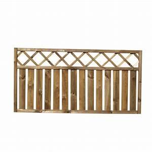 Barrière Bois Castorama : barri re bois pinto naturel x cm leroy merlin ~ Premium-room.com Idées de Décoration