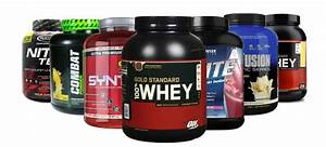Top 7 Protein Brands In The World