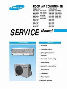 Samsung Air Conditioner Service Manual