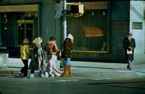york city  naked  daylight flashbak