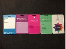 Check Out This Year's WWDC Jacket and Badge [Photo