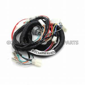 Suzuki Rg Rgs Rg110 Rgsport Rgv Rgx Rgv120 Wiring Body Set