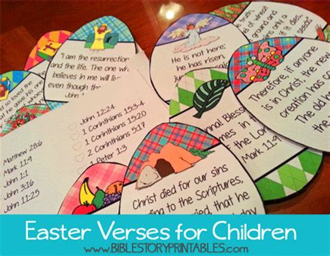 free easter lapbook resurrection lapbook 330 | BibleVerseEaster