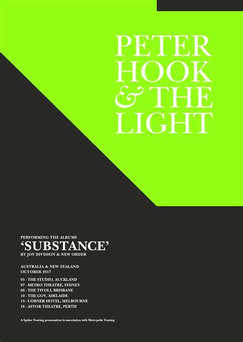 peter hook and the light tour peter hook and the light australian tour across the ocean