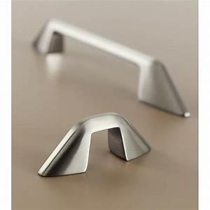 Bouton De Meuble Design : poign e bouton de meuble design quadra par bosetti marella igs d co ~ Teatrodelosmanantiales.com Idées de Décoration