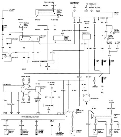 1978 Dodge Ram Wiring Diagram by Repair Guides Wiring Diagrams Wiring Diagrams