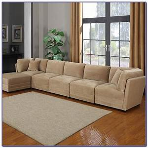 Radley fabric 6 piece modular sectional sofa sofas for Harper fabric modular sectional sofa 6 piece