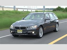 2014 BMW 328i xDrive Sports Wagon Drive Time Review with