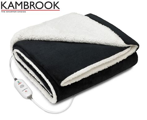 Kambrook 130x160cm Reversible Electric Throw How To Make Pigs In A Blanket Without Dough Silver One Baby Green Big W Heated Throw Picnic Wilko Emergency Thermal Target Bed Bath And Beyond Alternative Down Head Box Variegated Yarn Knitted Pattern
