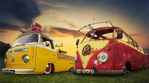 Vintage Volkswagen Wallpapers by Of 1920x1080 Wallpaper Vw Split