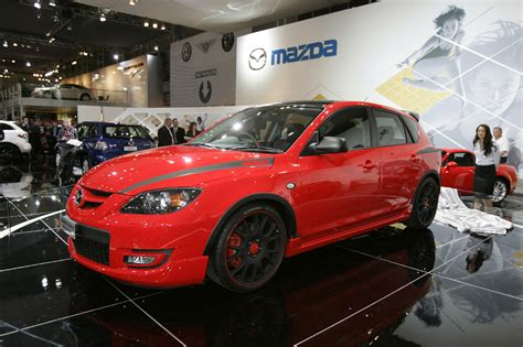 Mazda3 Mps Extreme 2008 Photo 29559 Pictures At High