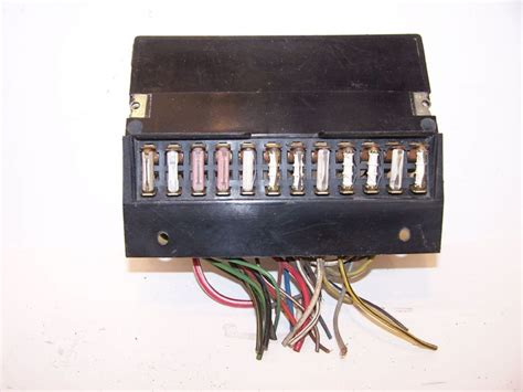 fuse box vw beetle  type