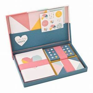 happy letter set kikkik paper goods With letter writing paper sets