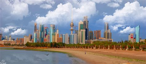 Kuwait City - City in Kuwait - Thousand Wonders