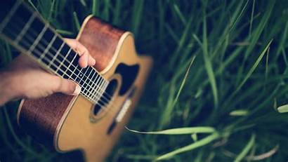 Guitar Wallpapers Widescreen Acoustic Resolution