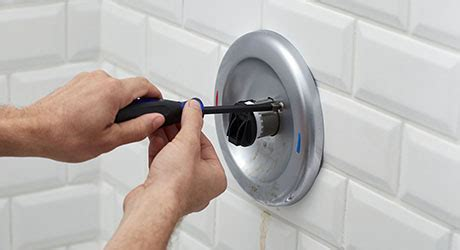 How To Repair Leaking Bathtub Faucet how to fix a leaking bathtub faucet the home depot