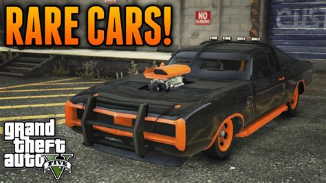 gta  rare cars  rare secret cars spawn locations