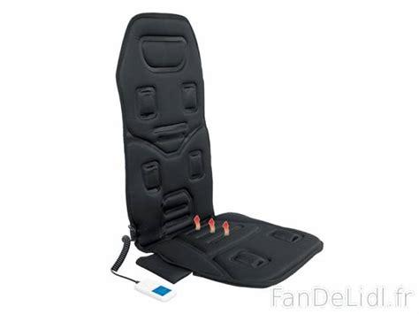 couvre siege auto massant couvre siège massant auto accessoires voiture fan de