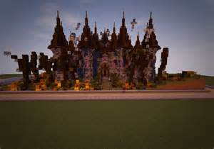 Minecraft Witches Castle